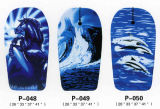 EPS Bodyboard with Popular Design (P048, P049, P050)