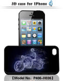3D Case for iPhone 4 (P406-H036)
