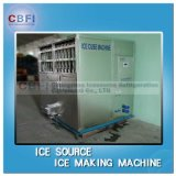 Guangzhou Ice Source Cube Ice Machine (CV10000)