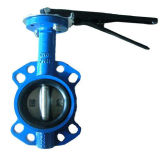Wafer Midline Butterfly Valve with Pins to U. S. Standard
