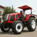 High Quality 70HP 4WD Wheeled Tractor, 704 Farming Tractors