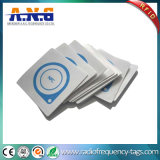 Writable Reading Paper Hf RFID Tags Reusable for Library