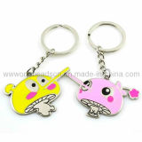 Fashion Zinc Alloy Key Chain (PXH-3003)