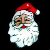 Flashing Santa Claus (LP-04)