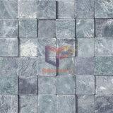 Natural Green Marble Stone Mosaic (CFS804)