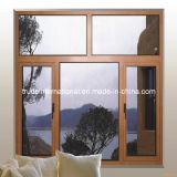 High Quality Wooden Aluminum Casement Window