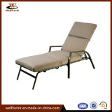 2018 Well Furnir Strap Outdoor Chaise Lounge