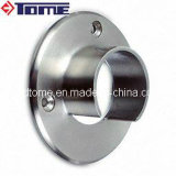 Stainless Steel Round Base for Slot Tube