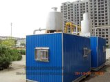 1 Ton/Day Ceramic Frit and Glass Furnace