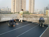 Cold Application Bitumen Waterproof Membrane / Asphalt Felt