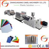 PVC Plastic Foam Board Making Machine/Production Line