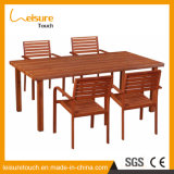 Outdoor Garden Furniture Powder Spraying Hotel Chair and Table with Aluminum