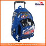 New Products Car EVA Cartoon Children Trolley School Bags