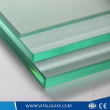 Clear Float Tempered/Toughened/Door Panel Glass for Australia