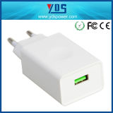 QC3.0 Adapter Fast Charging USB Wall Charger for Mobile Phone