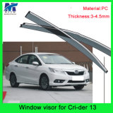 Auto Accesssories Window Roof Visors Sun Guard for Hodna Crider 13