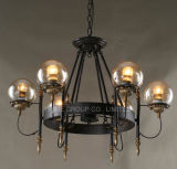 High Quality Decoration Metal Creative Bar Shop Chandelier