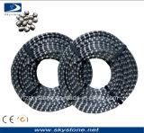 Long Lifetime Quarry Diamond Wire Tool for Granite, Marble