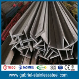 Wholesale AISI 304 Stainless Steel Angle Bar