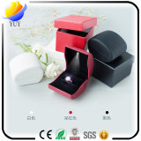Exquisite LED Lamp Wedding Ring Box