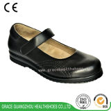 Grace Ortho Shoes Leather Women Health Shoes