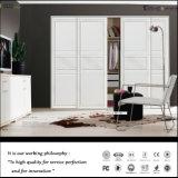 Modern PVC Sliding Door Bedroom Wardrobe