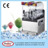Double Tank Juice Slush Dispenser Machine