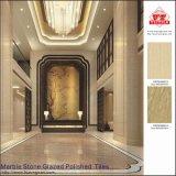 Marble Stone Glazed Polished Porcelain Floor Tiles / Azulejo (VRP69M024)