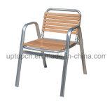Wholesales Wood Aluminum Tube Cafe Chair for Garden (SP-OC714)