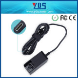 45W AC DC New Type C Laptop Adapter for HP
