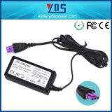 Newest 22V 455mA C6 3pin Printer Adapter for HP
