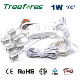 1W Mini LED Ceiling Light with Ce RoHS Transformer