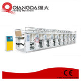 7motor 1500mm 8 Color Rotogravure Printing Machine (asy)