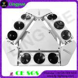 DMX Spider 9X10W LED Beam Moving Head UFO Light