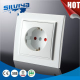 Schuko 1 Gang Wall Socket with Childeren Protection