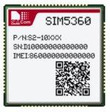 3G Module SIM5360e Support 3G WCDMA/HSPA/HSPA+