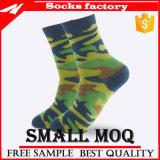 Wholesale Cotton Camouflage Military/Army Socks/ Custom Socks