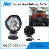 27W Front Spotlight CREE LED White Work Light Lamps