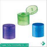 Custom Eco-Friendly Screw Flip Top Plastic Caps for Hand Care Cream
