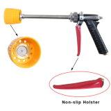 Ilot Non-Slip Metal Fertilizer Chemicals Sprayer Gun with Hood