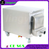 CE RoHS 6kw Dry Ice Machine Fog Bubble Machine