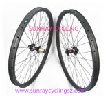 Carbon Fiber Wheel Set, 27.5er
