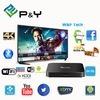 P&Y 2016 New Item Tx5 PRO Amlogic S905X Android 6.0 Smart TV Box 2GB 16GB Quad Core 2.4G&5.8g WiFi 4k