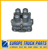 1935513 Four-Circuit Protection Valve Truck Parts for Scania