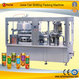 Automatic Canned Liquid Beverage Filling Sealing Machine