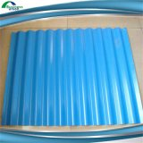 PPGI Color Coated Galvanized Corrugated Steel Roofing Materials