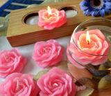 2017 Newest Beautiful Rose Candle
