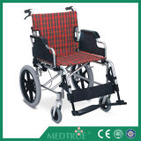 CE/ISO Approved Hot Sale Cheap Medical Aluminum Wheel Chair (MT05030030)
