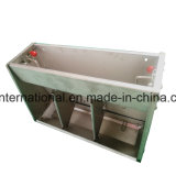 Livestock Equipment Stainless Steel Feeding Trough