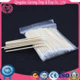 Medical Small Head Wooden Applicators Cotton Swabs